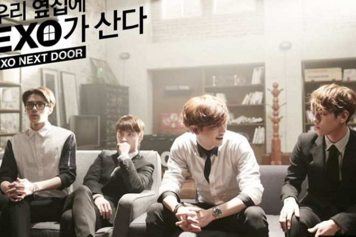 EXO Next Door Mencatat Rekor Baru via tabloidbintang