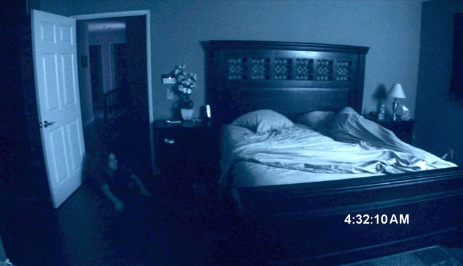 Paranormal Activity [Image Source]