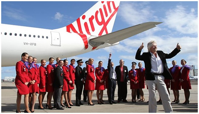 Virgin Airlines [Image Source]