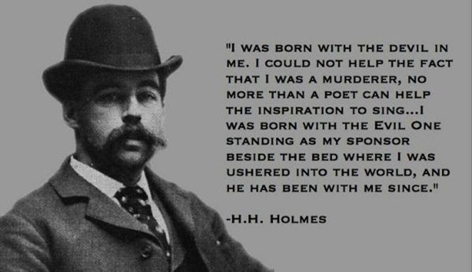 H.H. Holmes [Image Source]