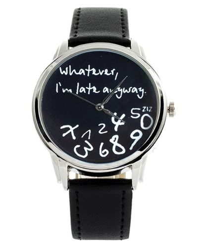 Late Anyway Watch [image source]