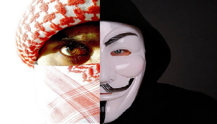 Anonymous vs ISIS [image source]