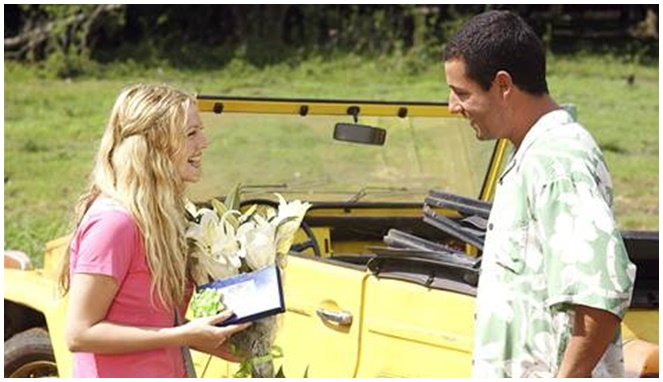 50 First Dates [Image Source]