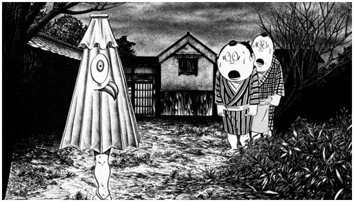 Kasa-Obake [image source]
