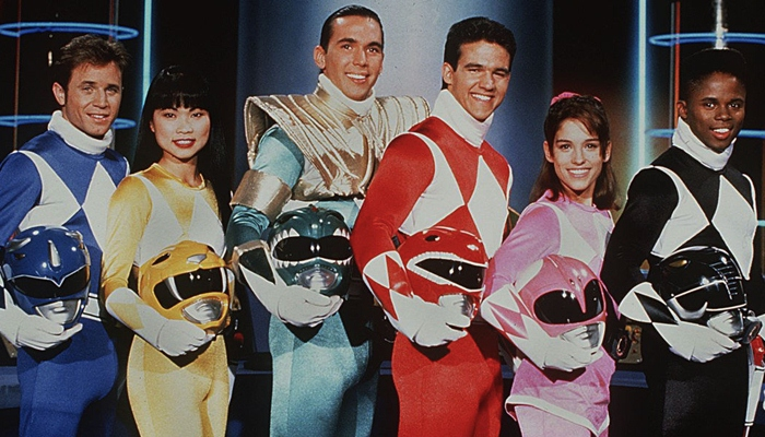 Power Rangers Series [image source]
