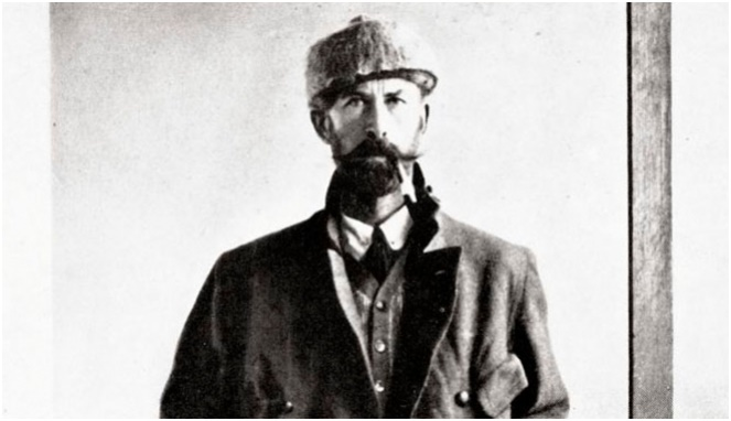 Percy Fawcett [Image Source]