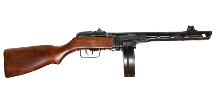 PPSh-41 [image source]