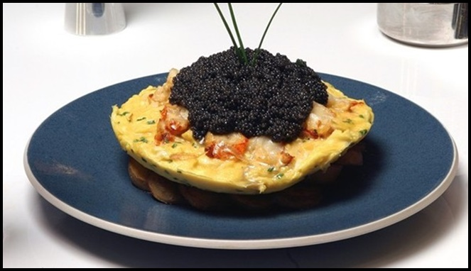 Zillion Dollar Lobster Frittata [Image Source]