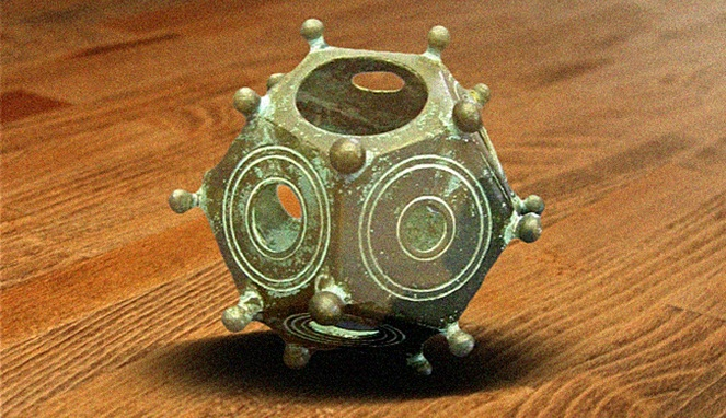 Dodecahedron [Image Source]