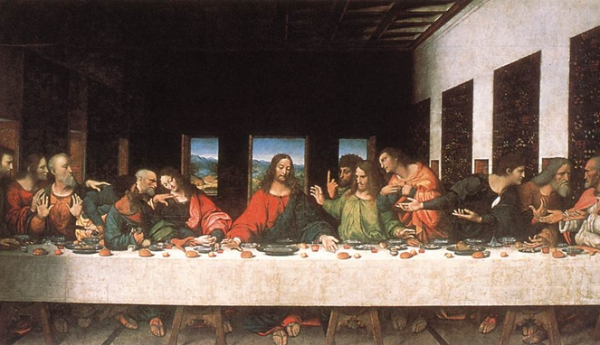 The Last Supper [Image Source]